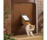 Дверца Original 2 Way средняя, коричневая
