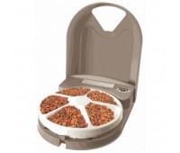 Автокормушка с 5 отделениями для еды