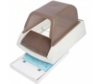Туалет с функцией самоочистки ScoopFree Ultra Litter Box