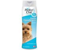 8in1 шампунь для собак PC Gentle Hypoallergenic гипоаллергенный 473 мл