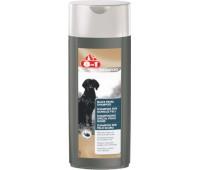 8in1 шампунь для собак Черный жемчуг Black Pearl для темных окрасов 250 мл