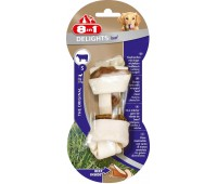 8in1 DELIGHTS Beef S косточка с говядиной для мелких и средних собак 11 см