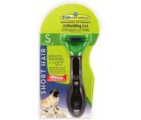 FURminator Long Hair Tool Toy Dog фурминатор для длинношерстных карманных собачек 3 см.