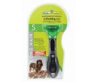 FURminator для собак мелких длинношерстных пород Long Hair Small Dog 4 см