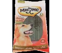 """Мнямс """"Зубные палочки для собак с эвкалиптом"""", 6 шт х 20г, 12 см"""