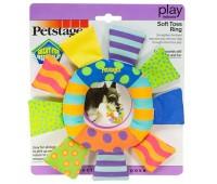 """Petstages игрушка для собак """"Кольцо текстильное"""""""