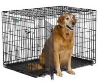Midwest iCrate клетка 106х71х76h см черная 1 дверь