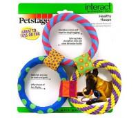 """Petstages игрушка для собак """"3 кольца"""""""