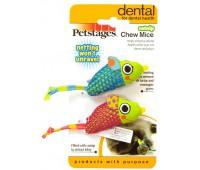 """Petstages игрушка для кошек """"Мышки с кошачьей мятой"""" 2 шт."""