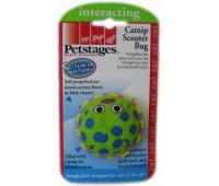 """Petstages игрушка для кошек """"Жук заводной"""" с кошачьей мятой"""