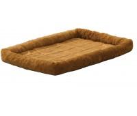Midwest лежанка Pet Bed 76х53 см коричневая