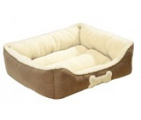 Hunter софа для собак Aspen 60х80 см коричневая