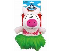 "R2P игрушка для собак Funny Farms ""Свинка"" плюш 22 см"
