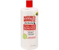 8in1 уничтожитель пятен и запахов от кошек NM JFC SO Remover универсальный 945 мл