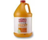 8in1 уничтожитель пятен и запахов от кошек NM JFC Orange-Oxy Formula 3,7 л