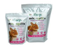 FIORY корм для крольчат MICROPILLS BABY RABBITS 2 КГ