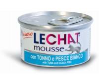 Lechat консервы для кошек тунец/океаническая рыба 85 г