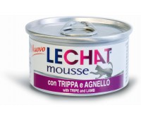 Lechat консервы для кошек потрошки/ягненок 85 г