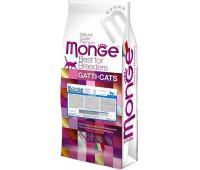Monge Cat Urinary корм для кошек профилактика МКБ 10 кг