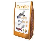 Monge Cat Obesity light корм для кошек низкокалорийный 400 г