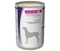 Ветеринарные диетические консервы Eukanuba Dermatosis для собак при воспалительных заболеваниях кожи 400 г