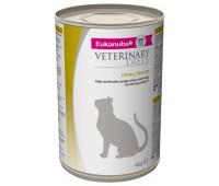 Ветеринарные диетические консервы Eukanuba Urinary Struvite для кошек при мочекаменной болезни струвитного типа 400 г