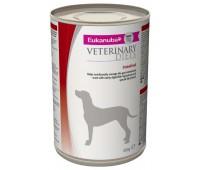 Ветеринарные диетические консервы Eukanuba Intestinal для собак при кишечных расстройствах 400 г