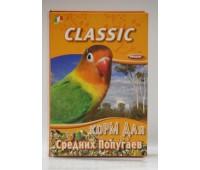 FIORY корм для средних попугаев Classic 400 г