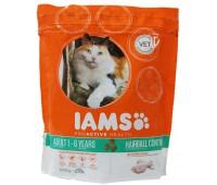Iams® ProActive Health™ Adult Hairball для кошек с курицей 300 г