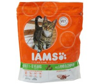 Iams® ProActive Health™ Adult для кошек с ягненком 300 г
