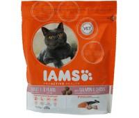 Iams® ProActive Health™ Adult для кошек с лососем 300 г