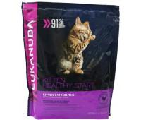 Eukanuba Cat Kitten для котят с курицей и печенью 400 г