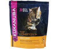 Eukanuba Cat Adult для кошек с курицей и печенью 400 г