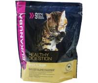 Eukanuba Cat Adult для кошек с ягненком и печенью 400 г