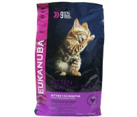 Eukanuba Cat Kitten для котят с курицей и печенью 10 кг