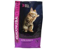 Eukanuba Cat Kitten для котят с курицей и печенью 2 кг