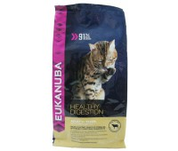 Eukanuba Cat Adult для кошек с ягненком и печенью 2 кг