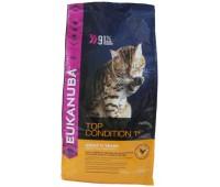 Eukanuba Cat Adult для кошек с курицей и печенью 2 кг