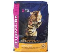 Eukanuba Cat Adult для кошек с курицей и печенью 4 кг