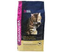 Eukanuba для кошек с чувствительным пищеварением с ягненком и печенью (Cat adult healthy digestion) 4кг