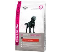 Eukanuba Dog Adult для собак породы лабрадор-ретривер 12 кг