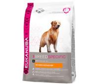 Eukanuba Dog Adult для собак породы голден ретривер 12 кг