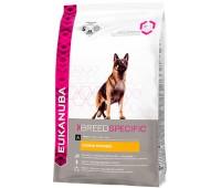 Eukanuba Dog Adult для собак породы немецкая овчарка 12 кг