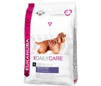 Eukanuba Dog Adult Daily Care для собак с чувствительной кожей 12 кг