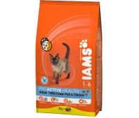 Iams® ProActive Health™ Adult для кошек с океанической рыбой 10 кг