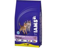 Iams® ProActive Health™ Adult Multi-Cat для кошек с курицей и лососем 1,5 кг