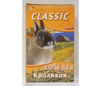FIORY гранулы для кроликов Classic 680 г