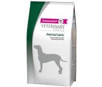 Ветеринарная диета Eukanuba Restricted Calorie для собак при ожирении 1 кг