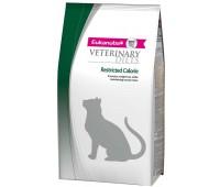 Ветеринарная диета Eukanuba Restricted Calorie для кошек при ожирении 1,5 кг