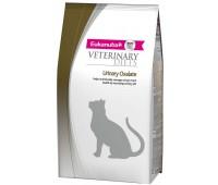 Ветеринарная диета Eukanuba Urinary Oxalate для кошек при мочекаменной болезни оксалатного типа 1,5 кг